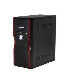Sistem Desktop GAMING GRT Junior cu procesor Intel Core™ i3-7100 Kaby Lake, 3.90GHz, 8GB DDR4, 1TB HDD, 120GB SSD, GeForce® GTX 1050 Ti 4GB GDDR5